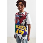 ULTRA GAME NBA Patchwork Jersey