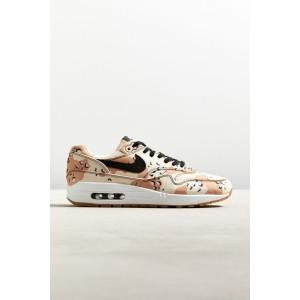Nike Air Max 1 Premium Camo Canvas Sneaker