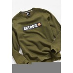 Nike Just Do It Crew-Neck Sweatshirt