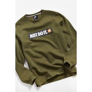 Nike Just Do It Crew-Neck Sweatshirt