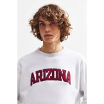 Champion UO Exclusive University Of Arizona Inside Out Crew-Neck Sweatshirt