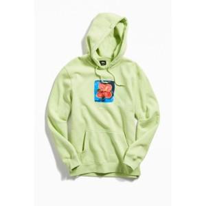 Stussy Hibiscus Hoodie Sweatshirt