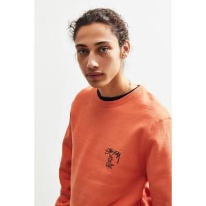 Stussy All That Jazz Crew-Neck Sweatshirt