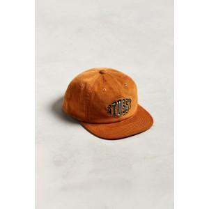Stussy College Corduroy Snapback Hat