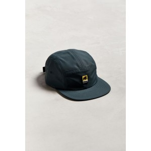 Stussy Lion Rubber Patch Camp 5-Panel Hat