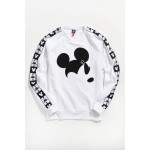 Kappa X Disney Mickey Crew-Neck Sweatshirt