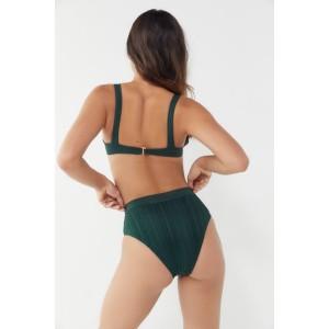 Tavik Pernille High-Waisted Bikini Bottom