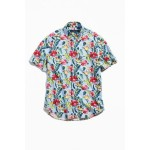Polo Ralph Lauren Paradise Floral Short Sleeve Button-Down Shirt