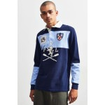 Polo Ralph Lauren Patchwork Sporting Rugby Shirt