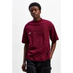 Reebok By Pyer Moss Daytona Mock-Neck Tee