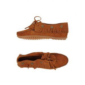 MINNETONKA - Laced shoes