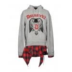 DSQUARED2 - Hooded sweatshirt