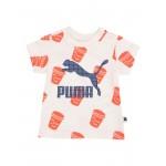 PUMA x TINY COTTONS - T-shirt