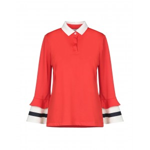 GANNI - Polo shirt
