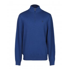 BROOKS BROTHERS - Sweater with zip