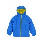 COLUMBIA - Full-length jacket