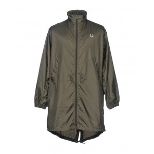 FRED PERRY - Full-length jacket