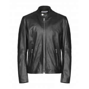 BIKKEMBERGS - Leather jacket