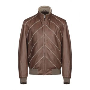 LATINI FINEST LEATHER - Leather jacket