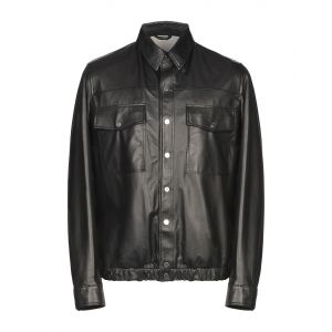 GAZZARRINI - Leather jacket