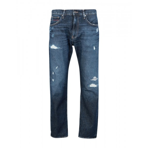TOMMY JEANS - Denim pants