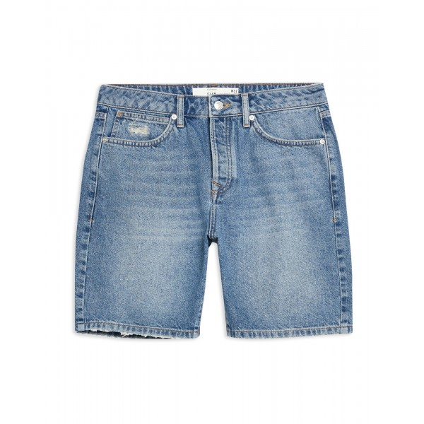 TOPMAN - Denim shorts