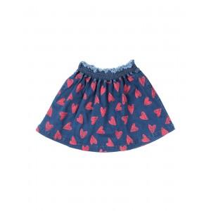 STELLA McCARTNEY KIDS - Denim skirt