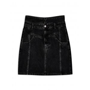 TOPSHOP - Denim skirt