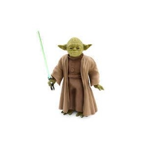 Yoda Talking Action Figure with Lightsaber - 9 - Star Wars