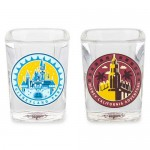Disneyland Mini Glass Set