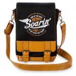 Soarin Around the World Messenger Bag