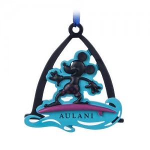 Mickey Mouse Ornament - Aulani, A Disney Resort & Spa