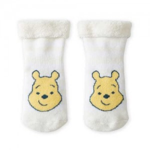 Winnie the Pooh Socks for Baby by Hanna Andersson