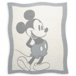 Mickey Mouse Baby Blanket by Barefoot Dreams