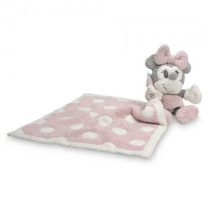Minnie Mouse Buddy Blanket for Baby by Barefoot Dreams