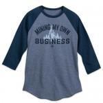 Big Thunder Mountain Baseball T-Shirt for Men