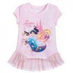 Disney Princess Top for Girls - Walt Disney World - Pink