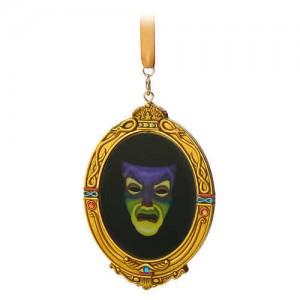 Magic Mirror Holographic Ornament - Snow White and the Seven Dwarfs