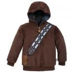 Chewbacca Reversible Fleece Hoodie for Kids