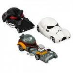 Star Wars Dark Side Disney Racers Die Cast Set