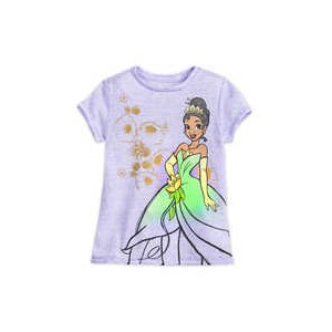Tiana T-Shirt for Girls - The Princess and the Frog