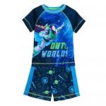 Buzz Lightyear Short Sleep Set for Boys