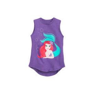 Ariel Tank Top for Girls - The Little Mermaid