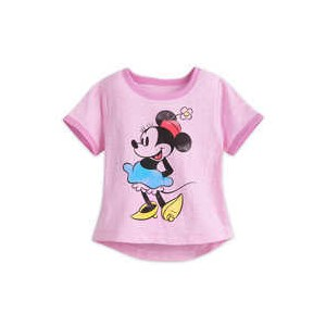 Minnie Mouse Classic Ringer T-Shirt for Girls