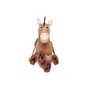 Bullseye Plush Figure with Sound - Toy Story