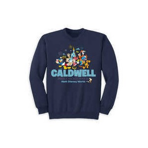 Mickey Mouse and Friends Family Vacation Pullover for Kids - Walt Disney World 2019 - Customized