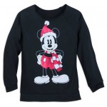 Mickey Mouse Holiday Top for Women