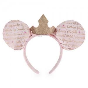 Disney Princess Tiara Ears Headband