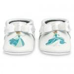 Cinderella Moccasin for Baby by Freshly Picked