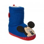 Mickey Mouse Boot Slippers for Kids
